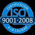 Certificación ISO 9001·2008 a la calidad